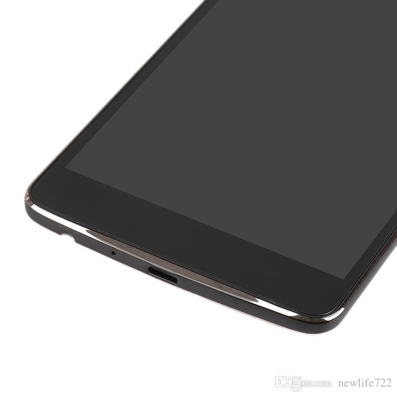 For LG Stylo 2 Plus K550 Original Touch Screen Digitizer LCD Display With Frame Full Assembly 5.7inch MS550 Screen Repair Parts