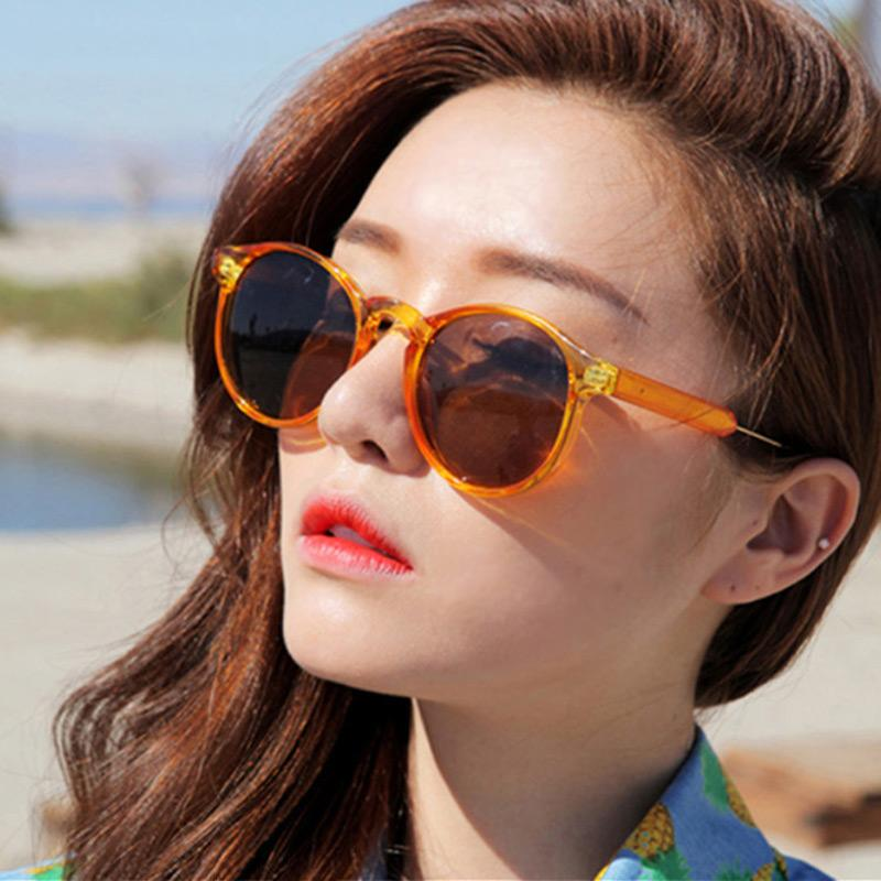 8292c0755a5 COLECAO New Round Sunglasses Women Brand Designer 2019 Fashion Women S  Vintage Circles Sun Glasses Plastic Frame Uv400 Eyewear Boots Sunglasses  Tifosi ...