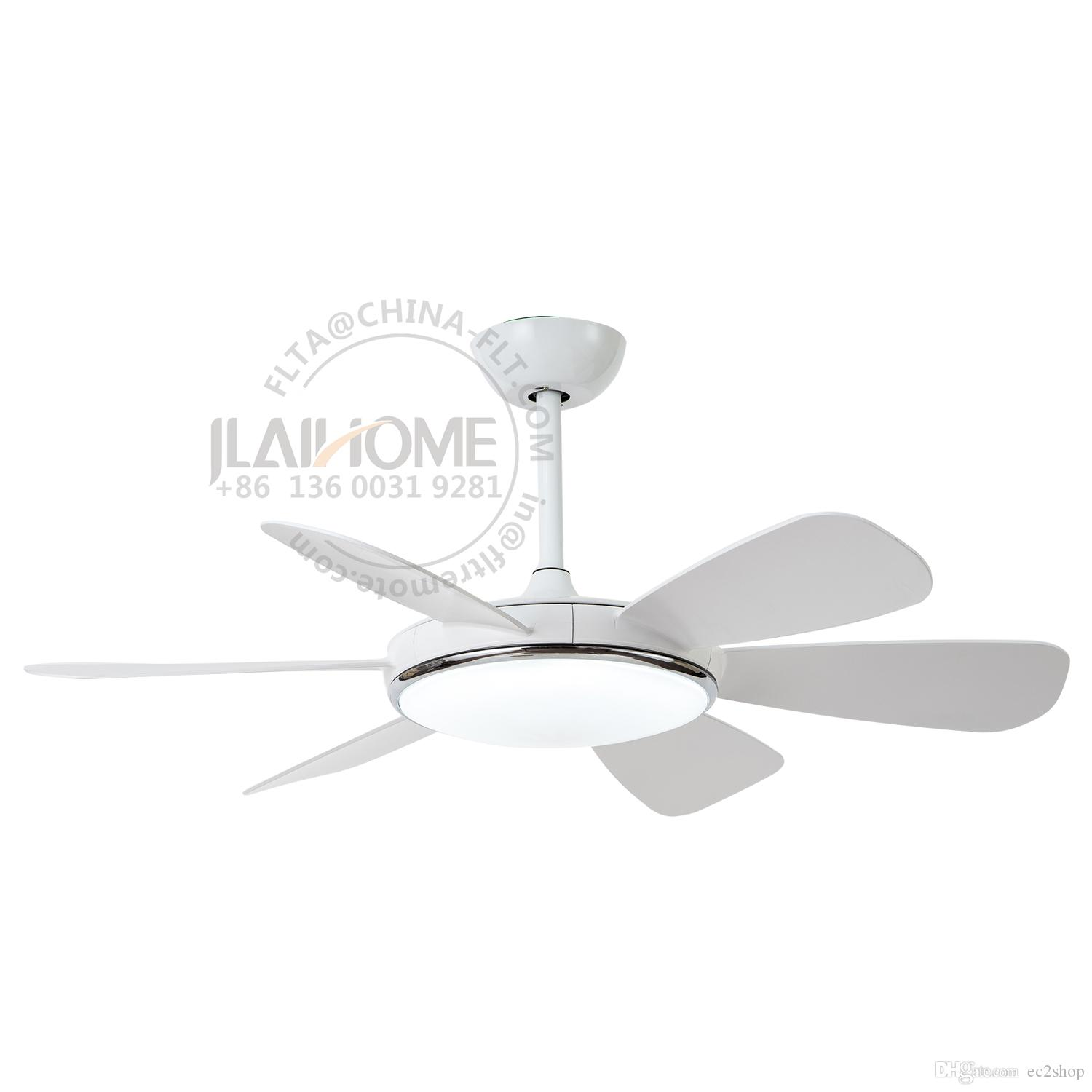 2019 Inverter Led Ceiling Fan With Light And Remote Green Or White