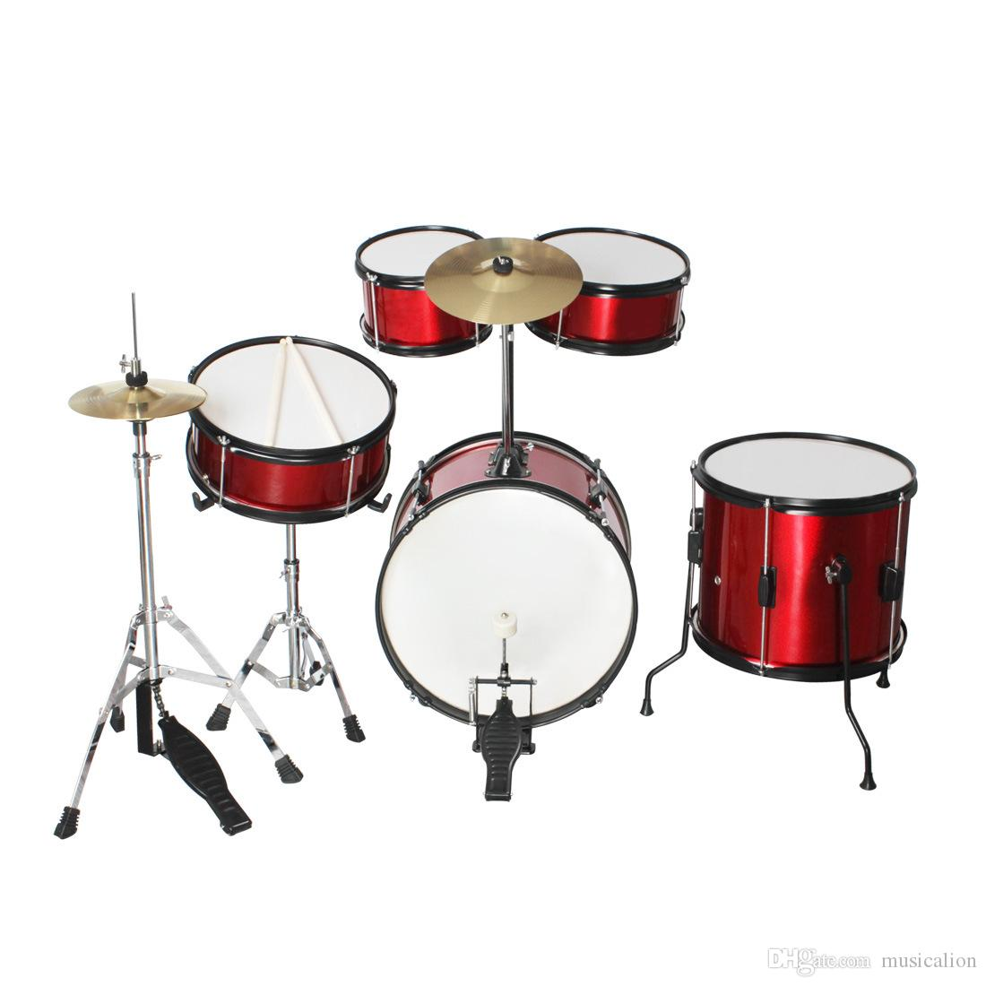 Factory direct selling children toys drums smart children high grade