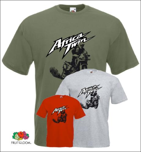 0b460221b4692c 2018 New Casual Cool Tee Shirt Africa Twin T SHIRT Motorcycles For Rally  Fans Shirt Hot Sale T Shirt Cheap T Shirts For Sale Online One Day Only T  Shirts ...