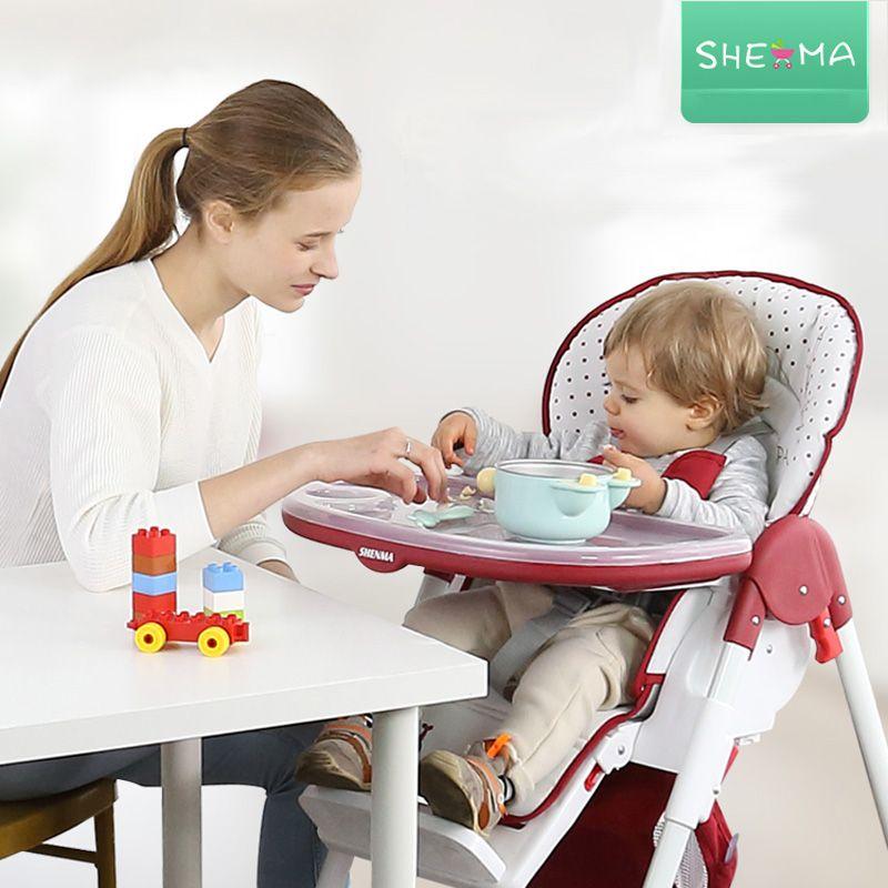 6cefff19d0154 2019 Multi Function Baby Feeding High Chair