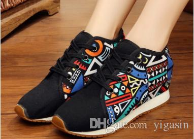 Casual Graffiti Shoes Shoes Lady Women's FY5qS5Rw