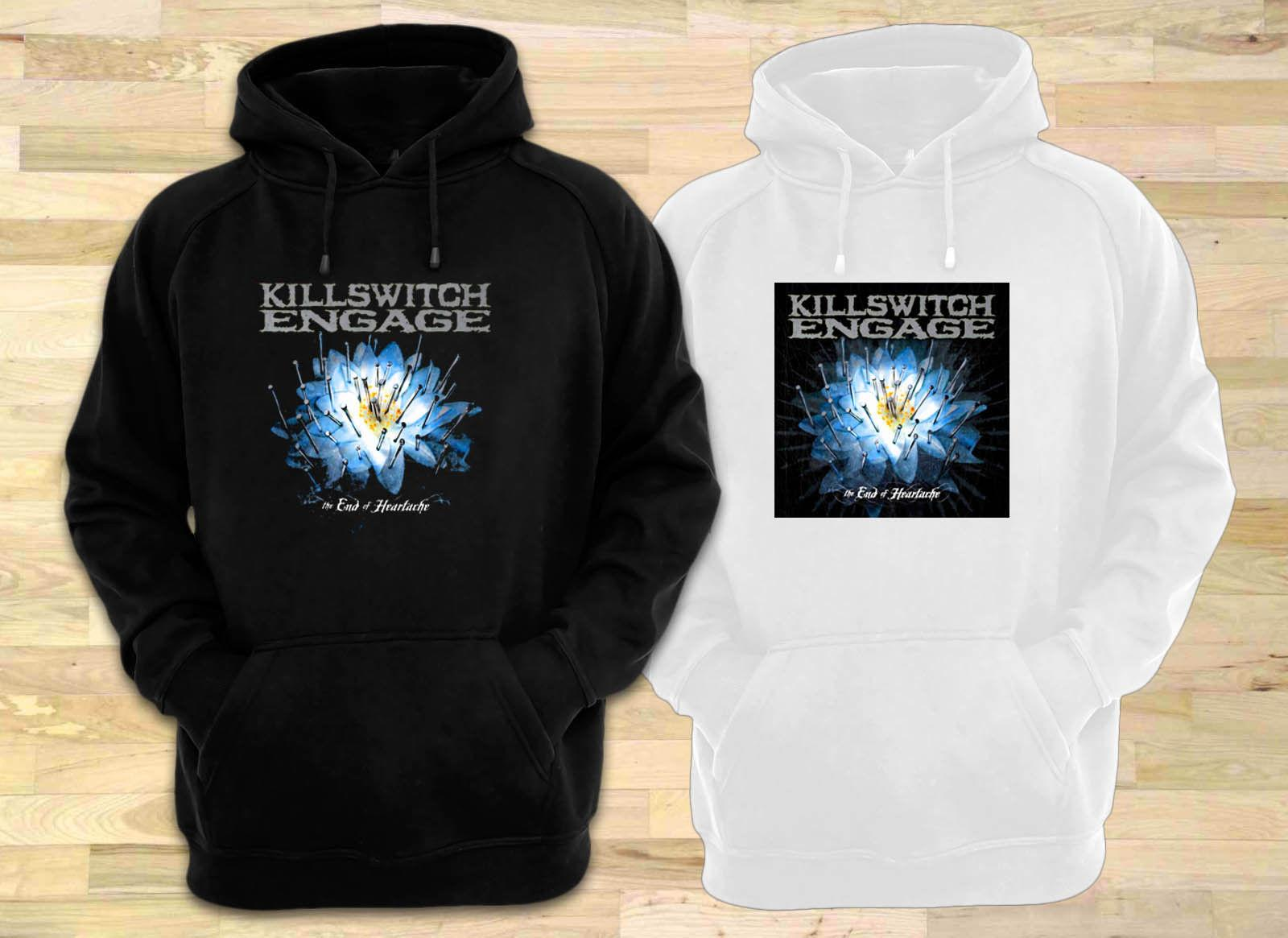 Killswitch Engage The End of Heartache Album Men s Hoodie XS to 2XL