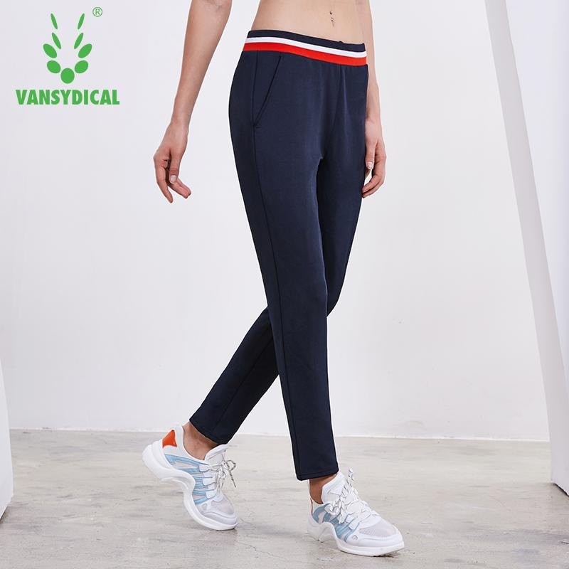 8c2d4cc8893 SPT Vansydical Autumn Winter Sports Running Pants Women s Breathable Gym  Yoga Sweatpants Outdoor Workout Jogging Long Trousers Running Pants Cheap  Running ...