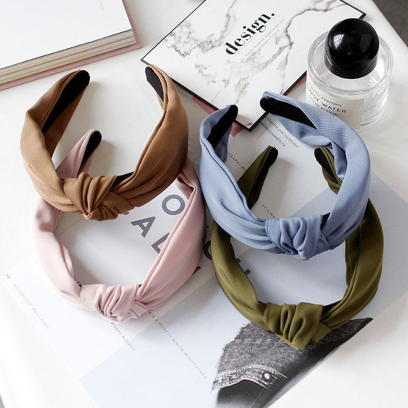 Großhandel 1 Stücke Neue Frauen Mädchen Haar Kopfschmuck Tuch ...
