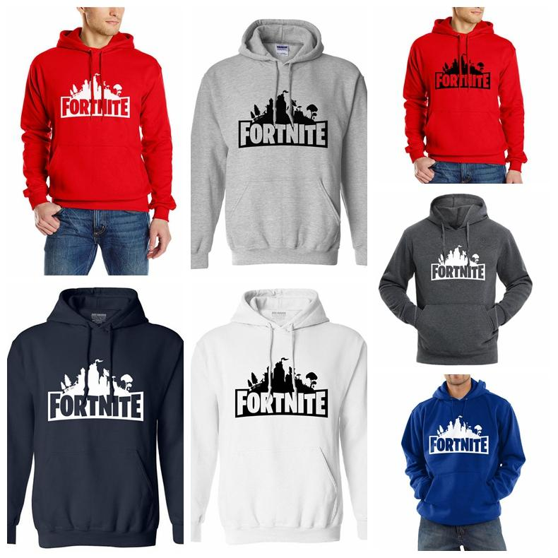 0a7d1264a4 Fortnite Mens Hoodie Casual Long Sleeve Hooded Pullover Streetwear Hip Hop  Male Autumn Winter Men Boys Hoodies Top Clothes MMA985 Fortnite Hoodie  Fortnite ...