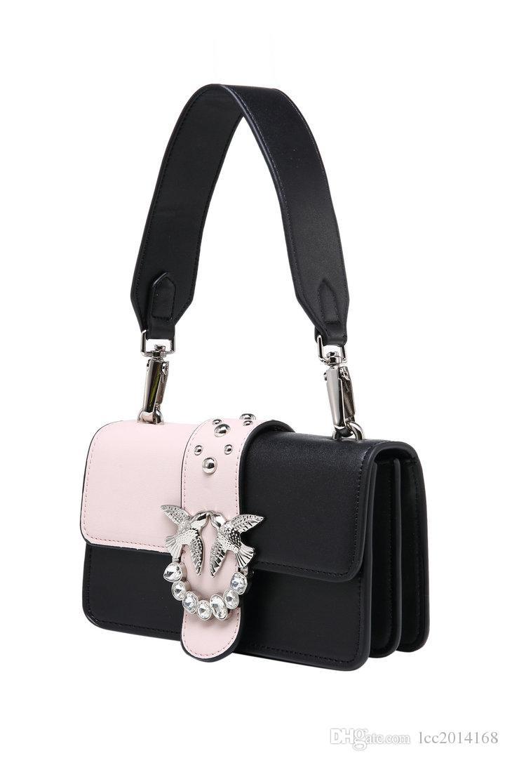 aa15 frauen einkaufstasche frauen marke männer tasche damen luxus heißer Qualität Handtasche mode designer geldbörse Schulter Messenger bags 25,5 cm