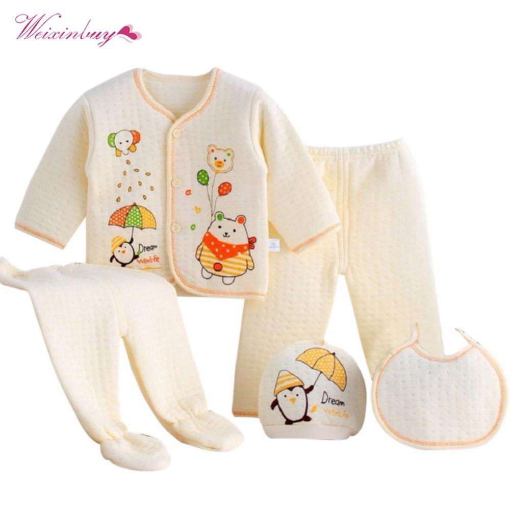 cde8cd731 2019 BOBORA New Cotton Clothing China Baby Clothes Set Newborn Boys Girls  Soft Outfit Print Shirt And Pants From Friendhi, $35.08 | DHgate.Com