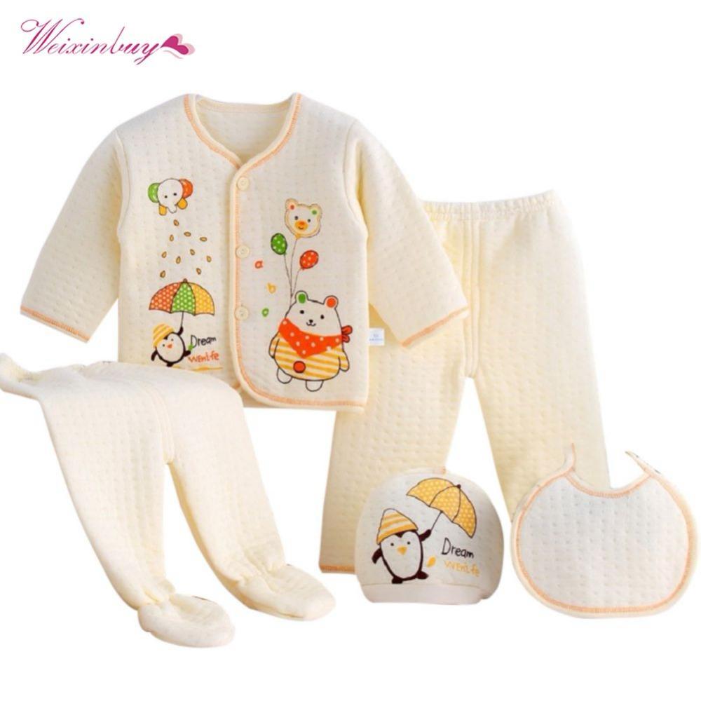 6387b4482 Compre BOBORA Nueva Ropa De Algodón China Baby Clothes Set Newborn Boys  Girls Camiseta Y Pantalones De Estampado Suave A $35.08 Del Friendhi |  DHgate.Com