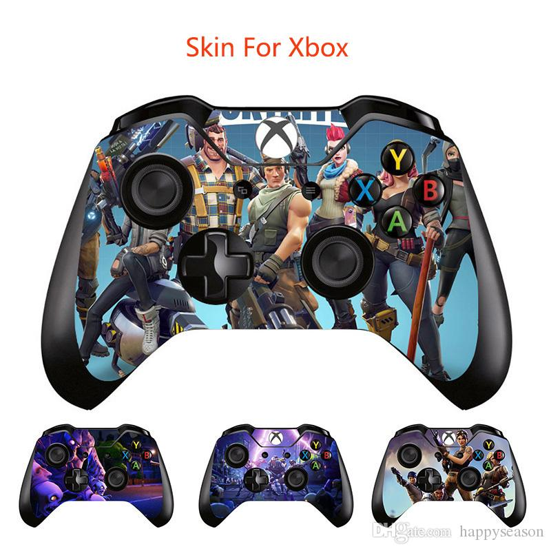 2019 11 Styles Game Sticker Fortnite Battle Royale Protective Decals
