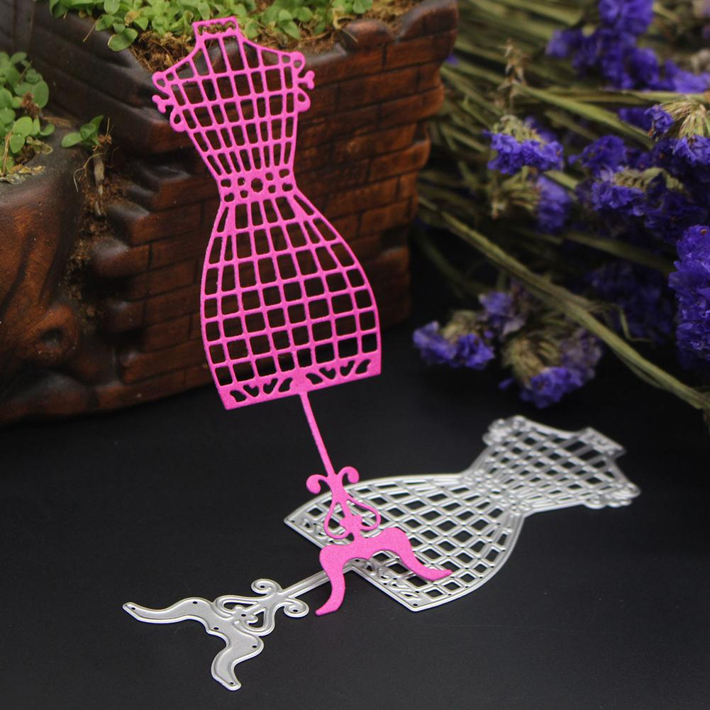 Coat Rack Metal Cutting Dies Stencil for DIY Scrapbooking Photo Album Christmas Card Decoration Embossing Card Cutter