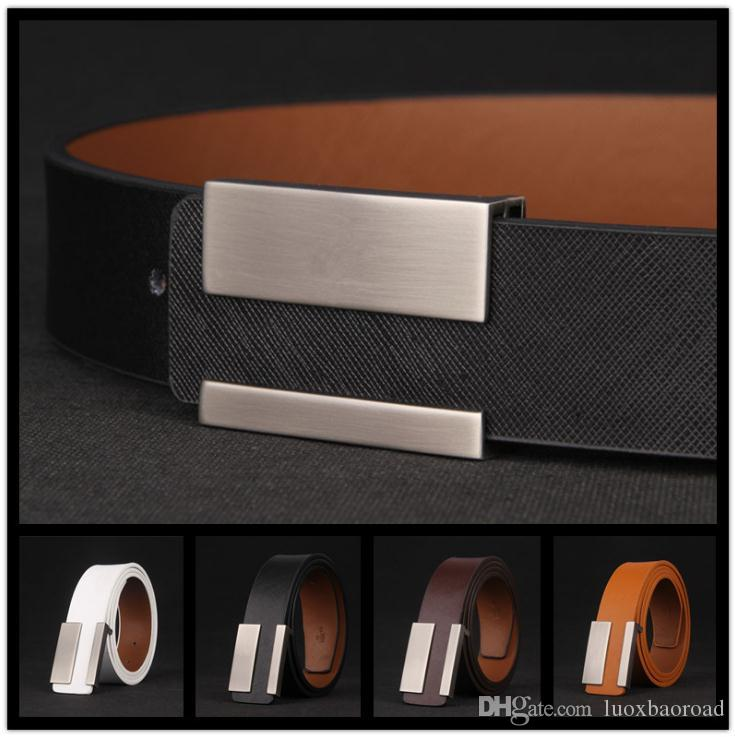 820b196b9517 HOT Sale! Men s Leather Belt Manufacturers Selling High-end Smooth ...