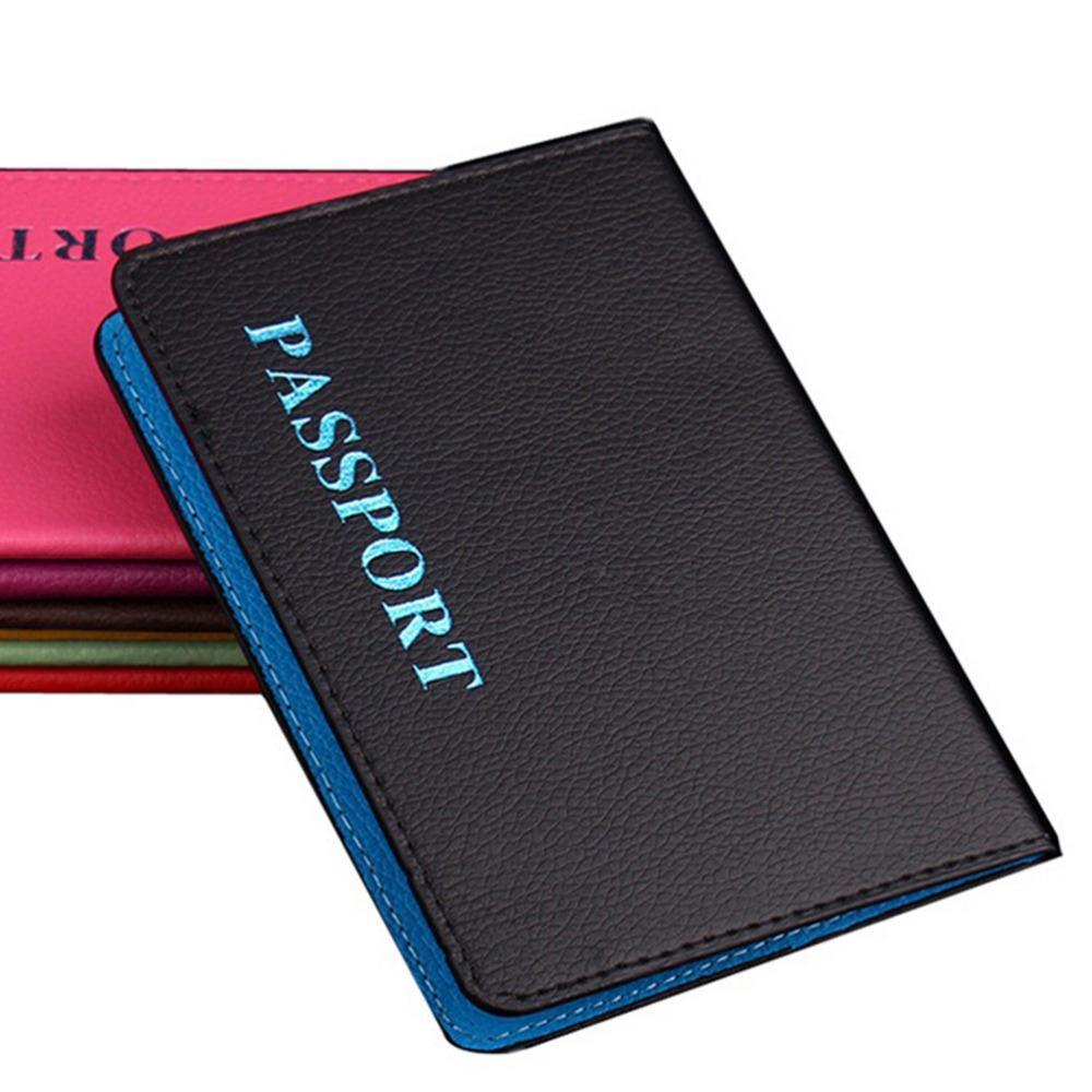 travel passport holder card cover on the case for women s men