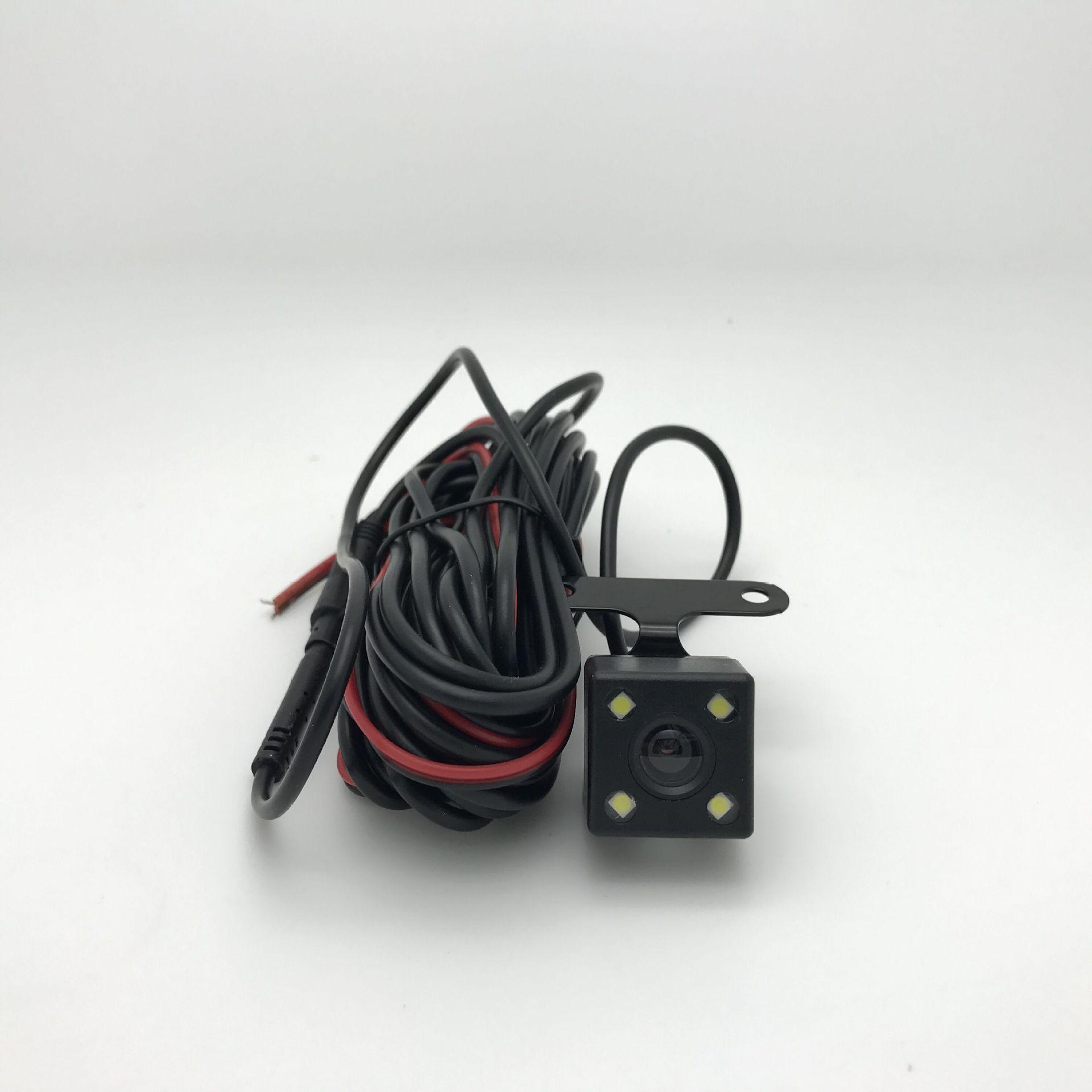 JIELI Chip 4.0inch Car Dvr HD 1080P Double Camera Dual Recording Night Vision 140 Degree X500