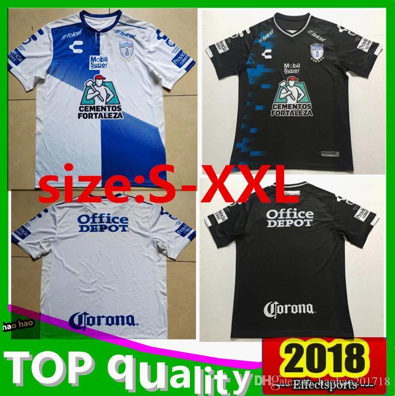 Top Quality 2018 2019 Manga Liga LIGA MX Club Pachuca Soccer Jersey ... 64e19ac19