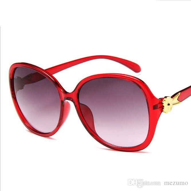 729cc42ef826 Brazil Hot Round Sunglasses Cute Small Size Eyes Shades Men Women Europe  Summer Style Circle Cheap Red Frame Sexy Sun Glasses Glares Polarized  Sunglasses ...
