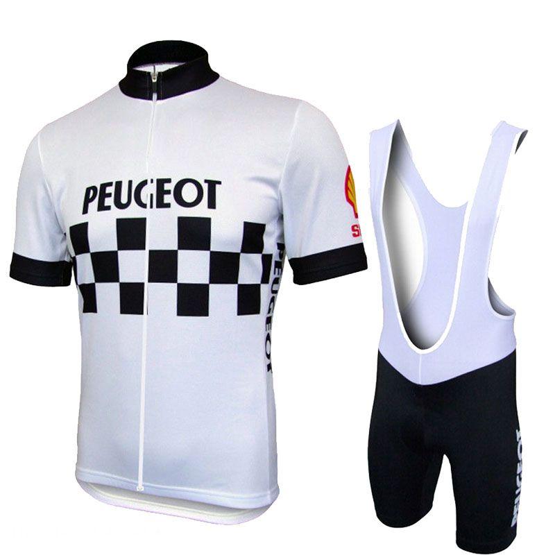 Compre Venda Quente Peugeot Shell Equipe Pro Conjuntos De Ciclismo Homens MTB  Camisas De Bicicleta Respirável Roupas Kits Quick Dry Sport Tops Ciclismo  ... 7602ece51577b