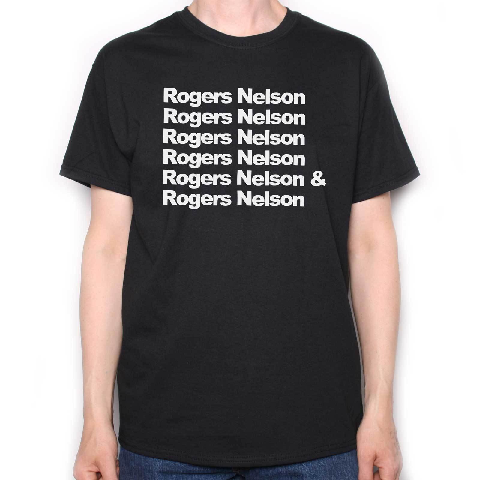 7f09acb0b Compre Nomes De Rogers Nelson Camiseta Instrumentalista Do Símbolo De  TAFKAP Multi Para Fãs Do Príncipe! Mens 2018 Moda Marca T Shirt O Pescoço  100% Algodão ...