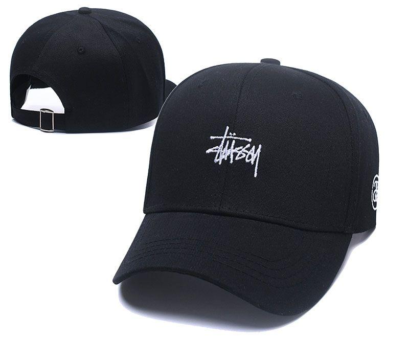 b839cd6733305 2018 New Unisex Fashion Caps Popular Strapback Sport Cap Leisure Baseball Hat  Adjustable Luxury Couple Cap Curved Brim Bal Hat Retro Dad Hat Army Hats ...
