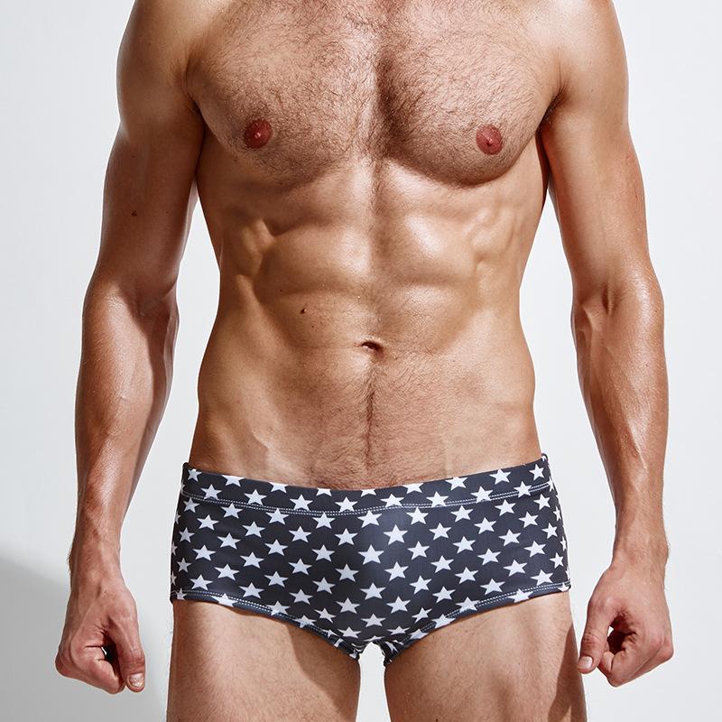 974a99a920 2019 2018 Mens Clothes Swimwear Boxers Sexy Swimsuits Man Surf Trunks Beach  Bikini Swimming Underwear Sportsman Bulge Buttocks From Burtom, $21.13 |  DHgate.