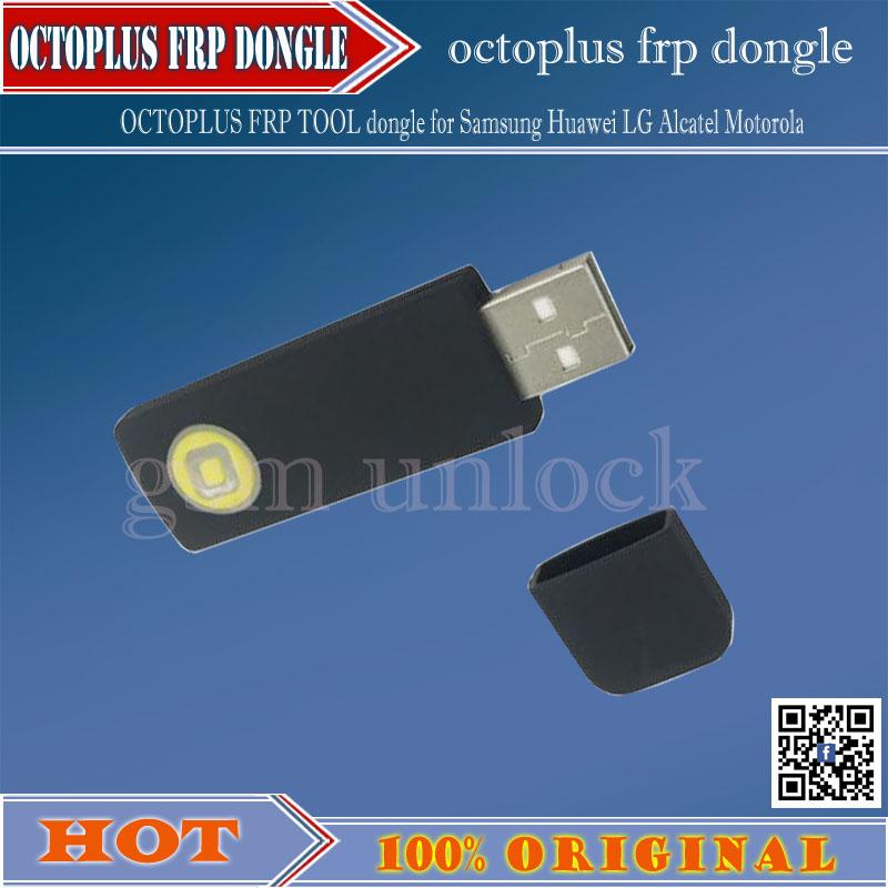 wholesale free shipping OCTOPLUS FRP TOOL dongle for Samsung Huawei LG  Alcatel Motorola