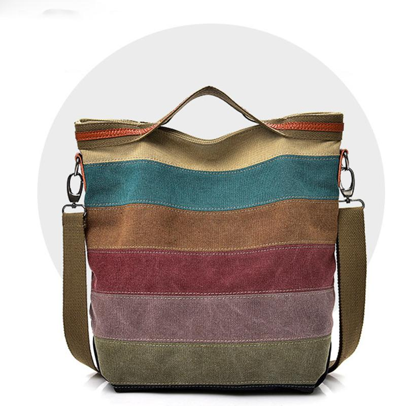 Fashion Casual Women Canvas Shoulder Bag Simplicity Female Handbag Soft  Medium Size Messenger Bag For Teenagers Leather Purse Womens Purses From  Beasy111 6900ca39431d9
