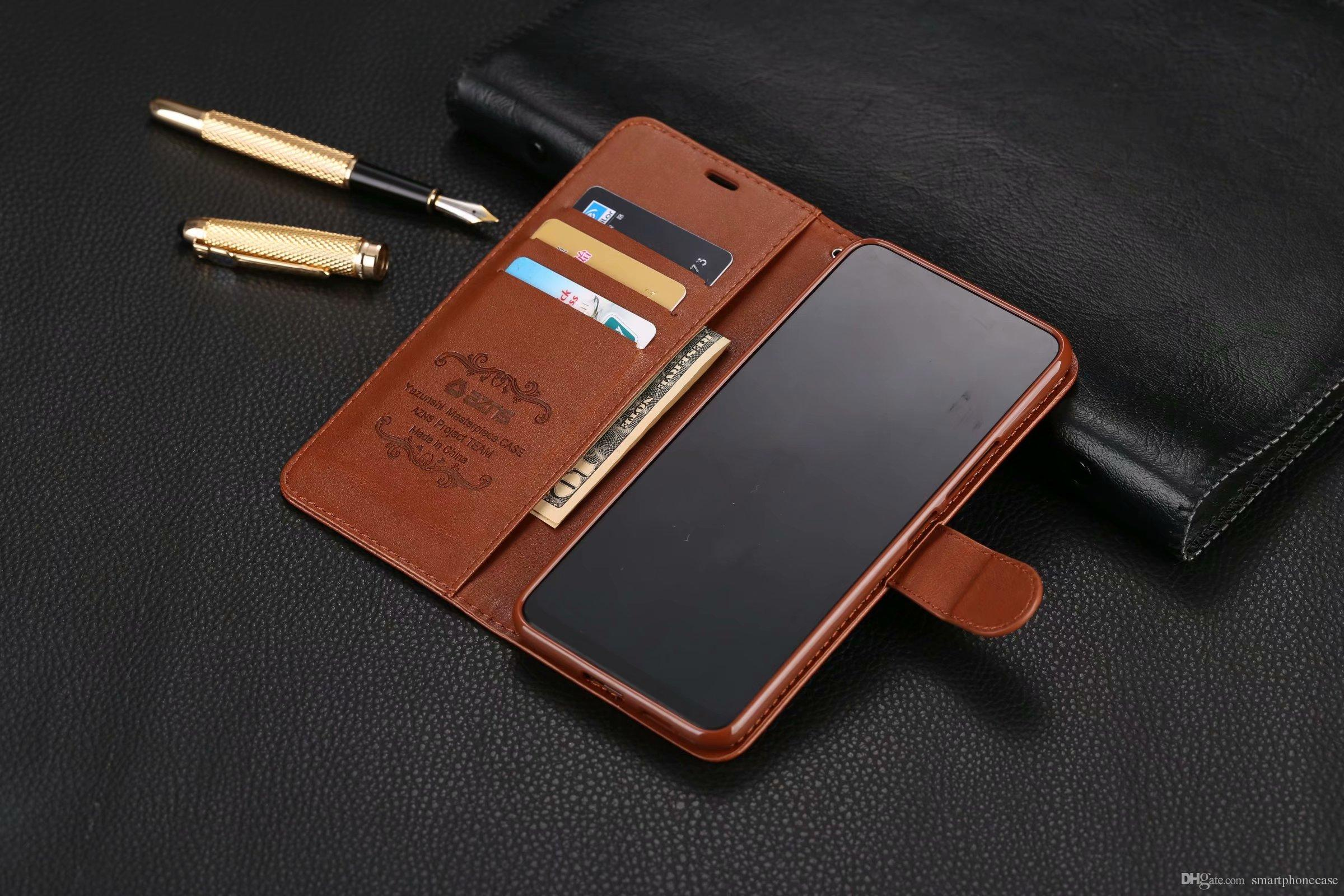 timeless design 6a2a4 da269 For BBK Vivo Nex Case Cover Luxury Colorful Flip Wallet Leather Case For  BBK Vivo Nex