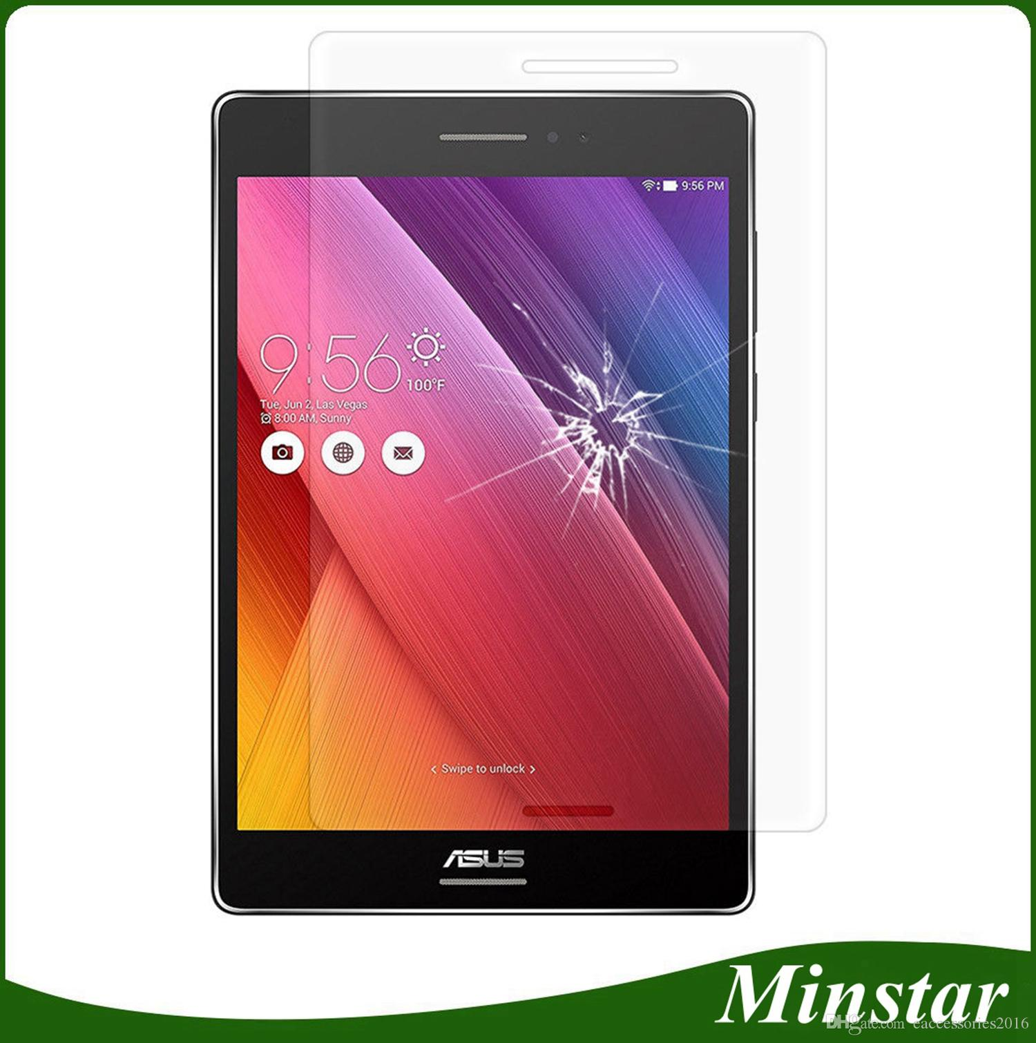 For Asus Zen Pad C Z170mg 7 0 Zenpad Z171 7 0 Inch Front Cover Tablet Tempered Glass Anti Explosion Guard Screen Protector e Plus e Tempered