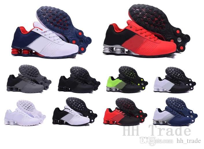 online retailer d58a1 57d88 2018 Drop Shipping Men Shoes Deliver 809 NZ OZ Turbo Running Shoes Man  Tennis Designs Athletic Sneakers Avenue Sports Trainer Shoes With Box Best  Shoes For ...