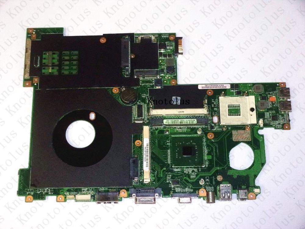 2019 DAOZU2MB8C0 For Asus A8JS Laptop Motherboard NIUMB1000 A03