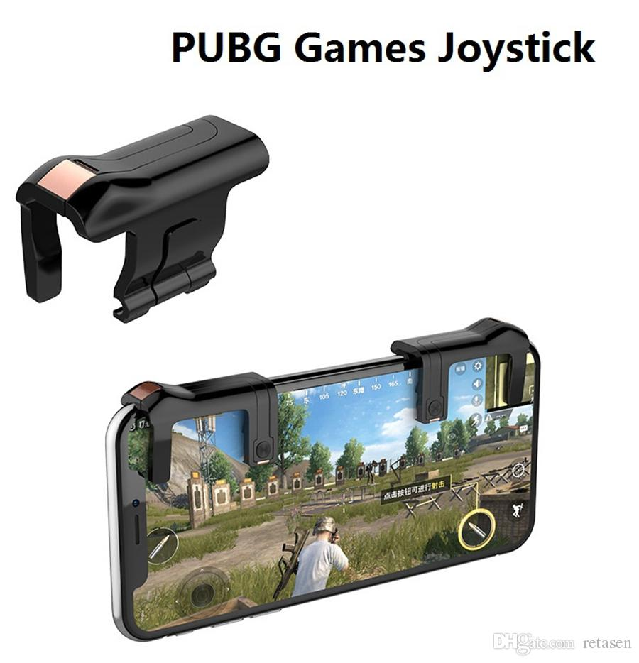 Pubg Game Mini Joystick Shooting Aim Key Button Auxiliary Key Gamepad Game Controller Winner Winner Chicken Dinner For Pubg Best Games For Controller Pc