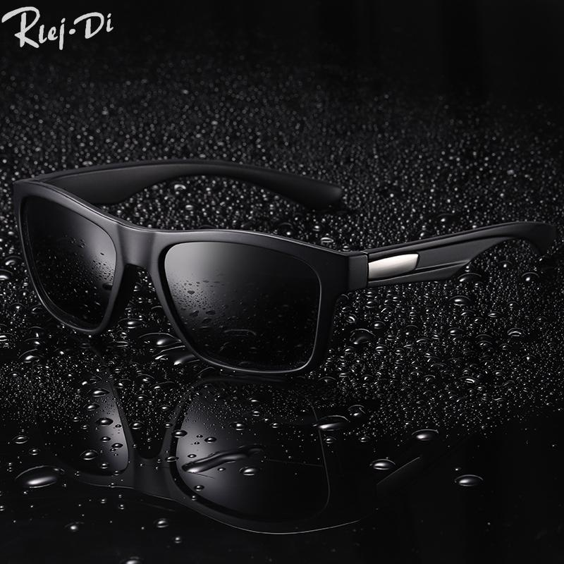11cfec83fe5 Classic Black Polarized Sunglasses Men Square Driving Sun Glasses For Men  Shades Polaroid Goggles UV400 Male Oculos John Lennon Sunglasses Wiley X ...