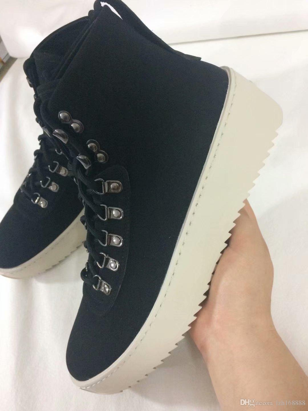 106370e23cd Free Shpping New Fear of God Shoes Black Sneaker with Canvas Insets ...