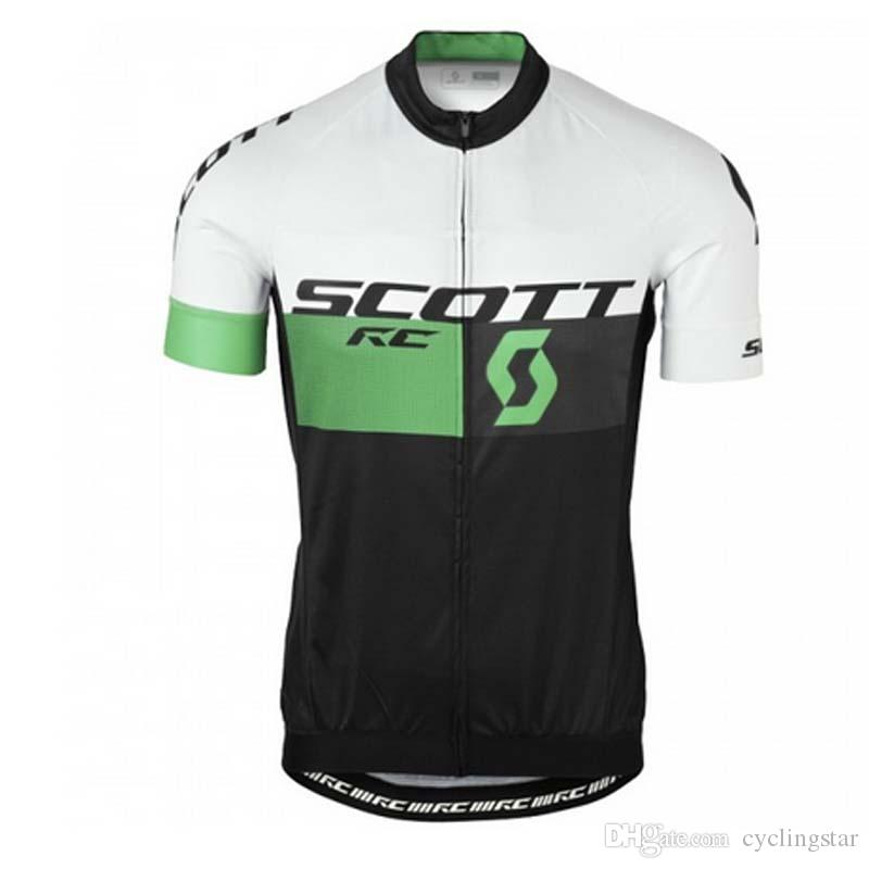be0d65240 SCOTT Cycling Jersey 2018 New Mountain Bike Shirts Men S Summer Outdoor MTB  Bicycle Clothes Short Sleeve Racing Tops Ropa Ciclismo H1529 Best T Shirts  ...