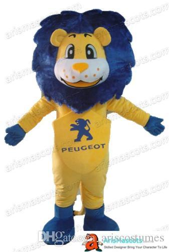 6e429d9e1 Lion Mascot Costume Animal Mascot Character Team Advertising Custom Mascot  Costumes Funny Mascots For Sale Mascotte Mascota Maskottchen Mascot For  Sale Dog ...