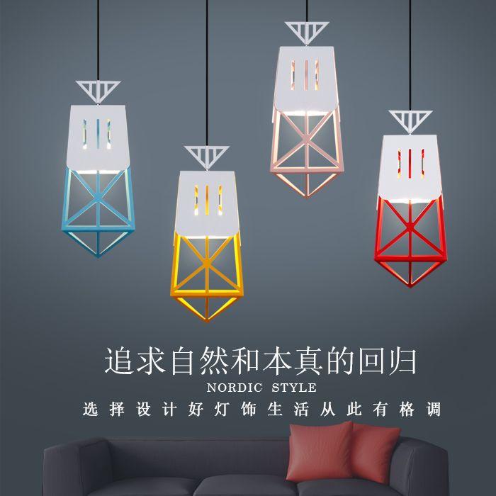 Barre Lampe Nordique À SimpleLuminaire Et ChevetArt Créatif Suspendue SuspenduLampeDe Moderne Éclairage trdChQxs