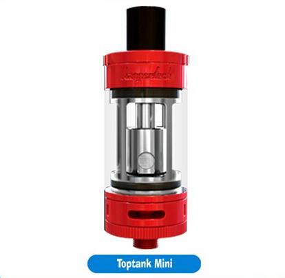 e cigarette Toptank Mini kit d'atomiseur pour clope électronique