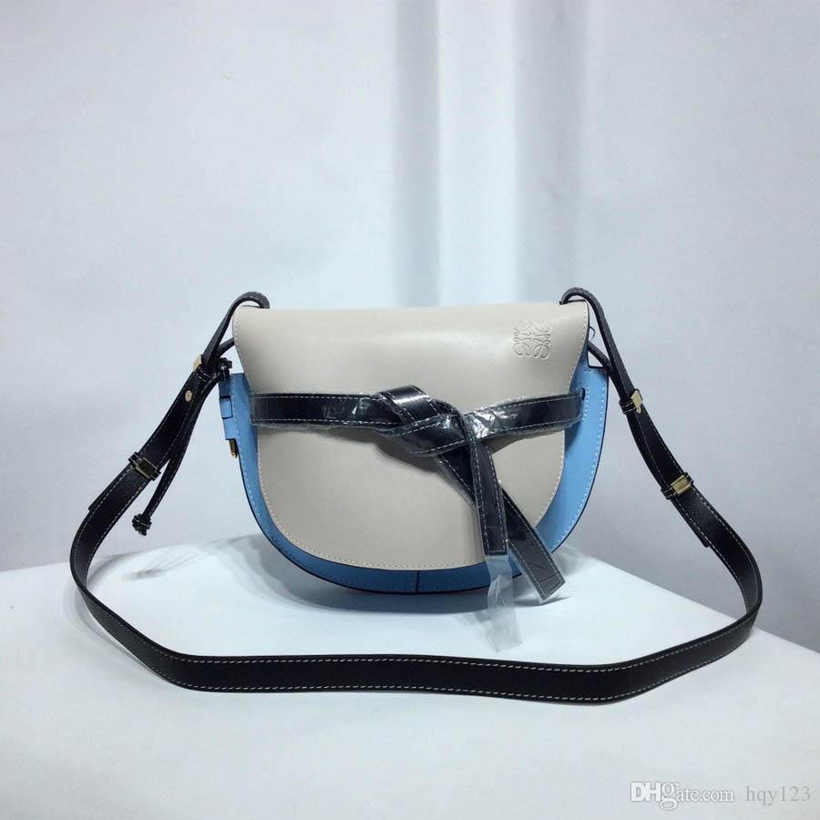 c87b004d0b Gate Small Bag Genuine Leather Luxury Fashion Designer Shoulder Bags Size  22 18 10 Model 280015644 Handbag Wholesale Hobo Purses From Wz720123