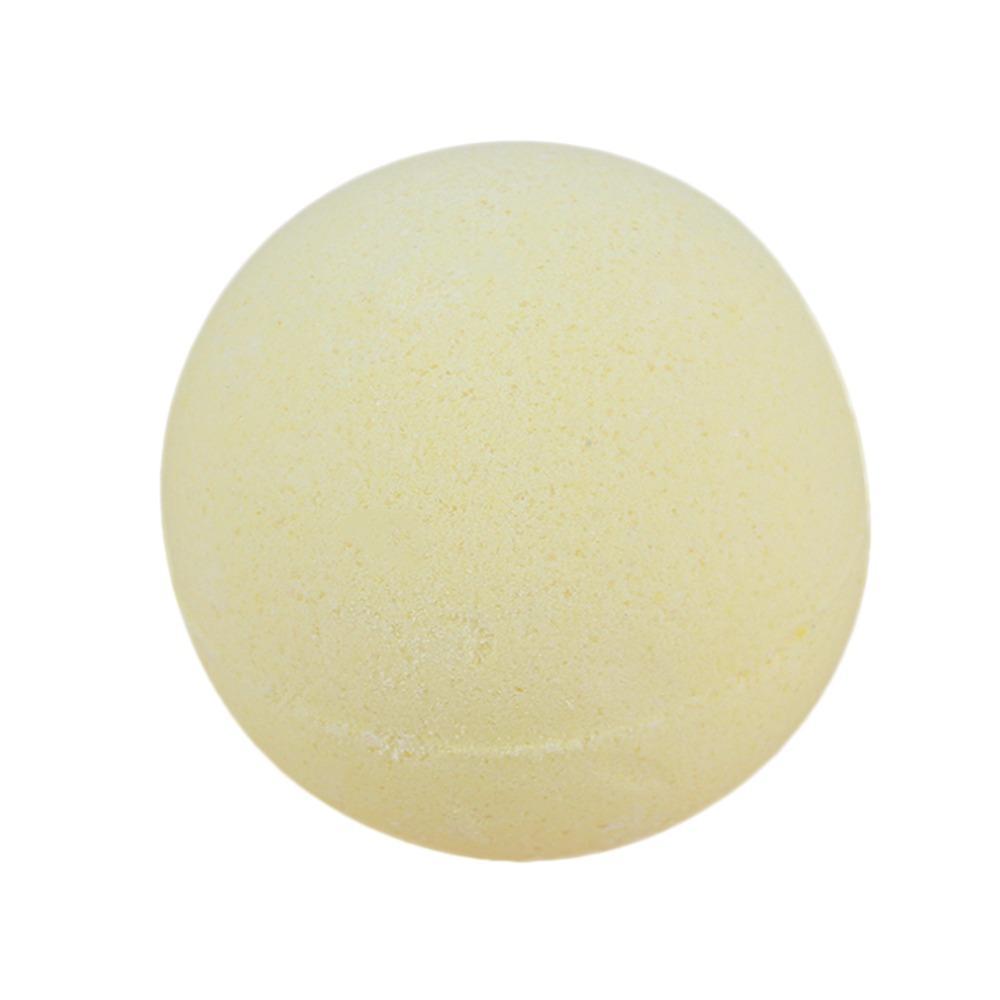 40g 5 Optional Color Natural Bubble Bath Bomb Ball Essential Oil Handmade SPA Bath Salts Ball Fizzy Deep Sea Bath
