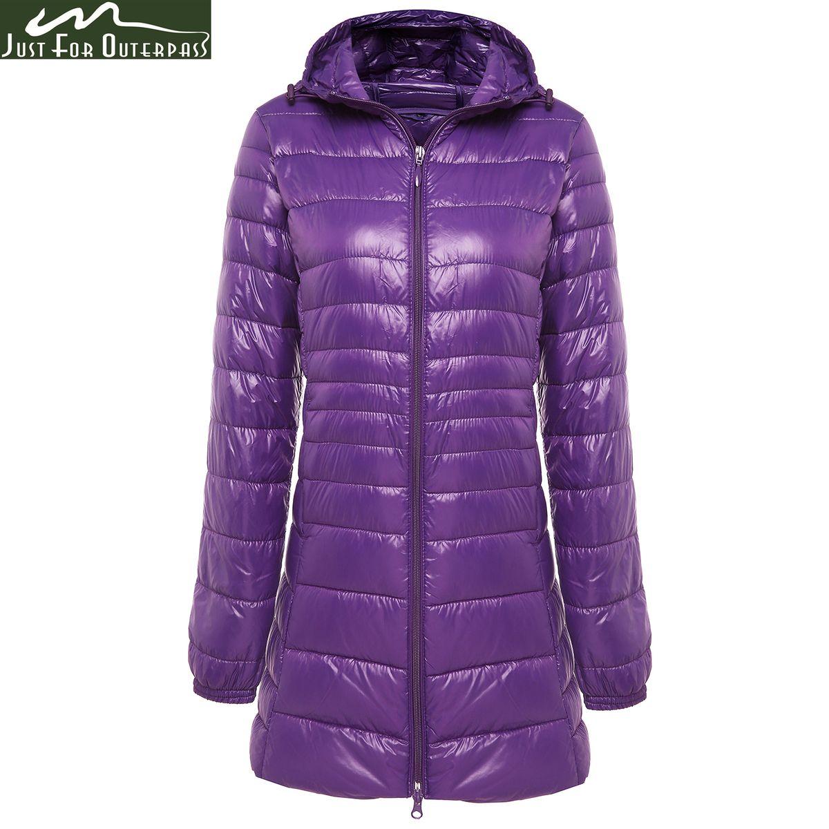 Großhandel 2019 2017 Neue Marke Damen Lange Winter Warme Mantel