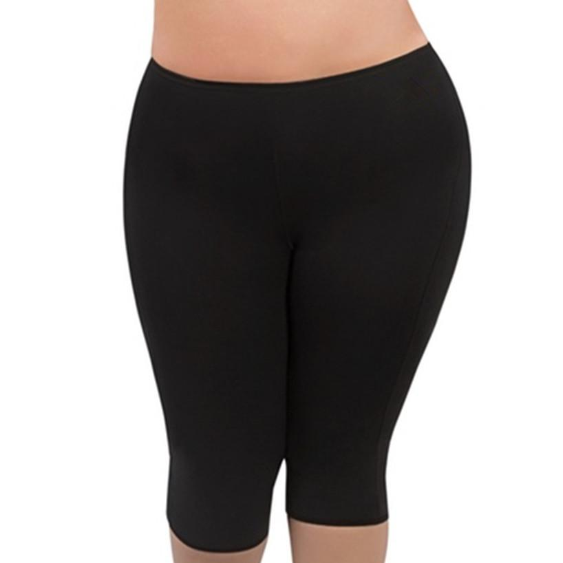 40fa314ce9 2019 Plus Size Women'S Sexy Yoga Shorts Compression Panties Slimming  Running Short Gym Sport Shorts Workout Athletic Fitness Leggings From  Kuyee, ...