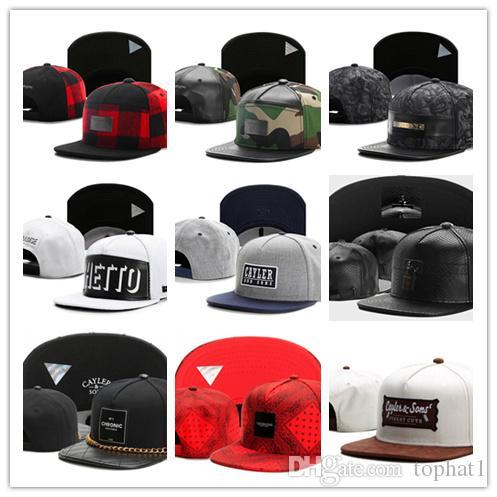 7c9209b3 Top Selling Cayler & Sons Snapbacks Cap Hip Hop Adjustable Hats Men Caps  Women Ball Caps Accept Mix Order