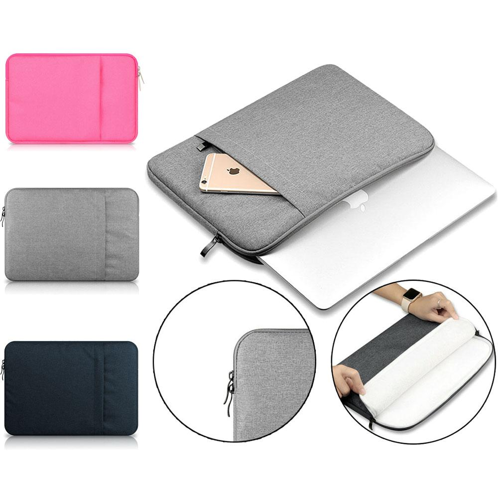 "Laptop Sleeve 13 Inch 11 12 13 15-Inch for MacBook Air Pro Retina Display 12.9"" iPad Soft Case Cover Bag for Apple Samsung Notebook Sleeve"