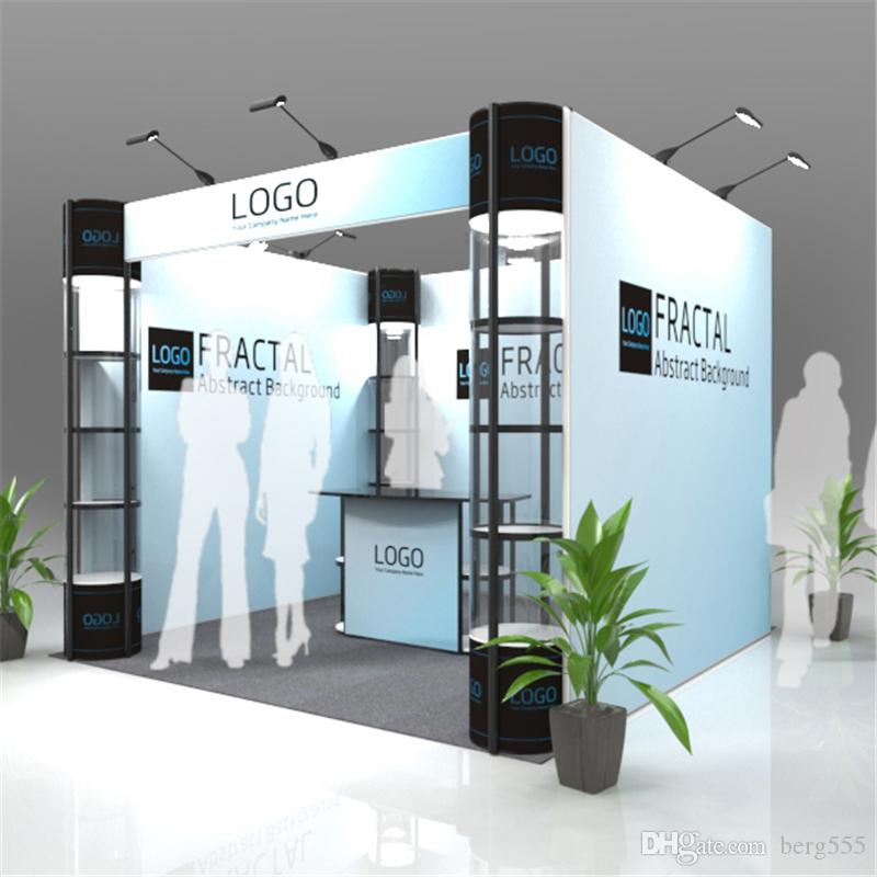 Cheap Exhibition Stand Design : Standard ft exhibition booth trade fair