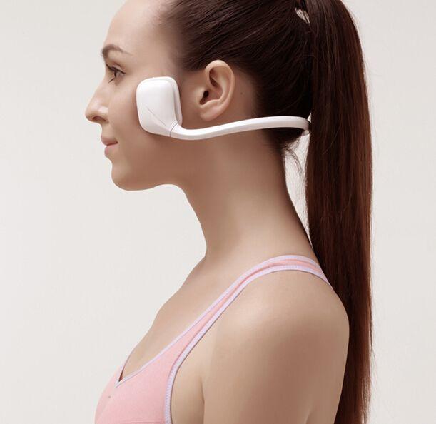 Eco-содружественный лицо гелевой заменить колодки унисекс самоклеющиеся электроды для лица массажер устройство