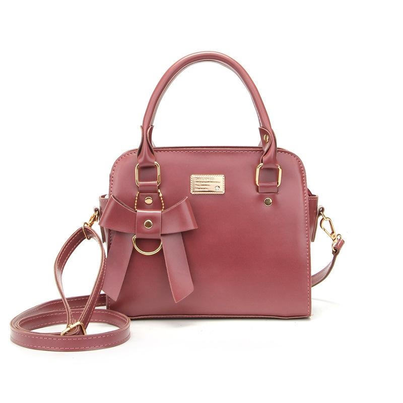 99a1af9e12 Fashion New Bow Women s Shoulder Bag Female Crossbody Bag Satchel ...