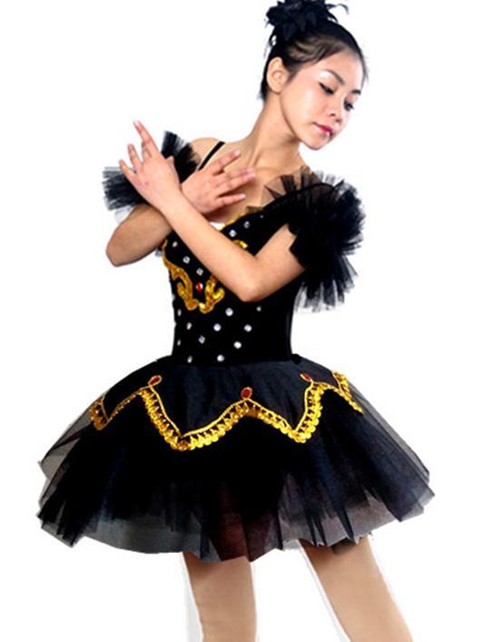 92cf50a8d2d7 Girls Professional Ballet Tutu Dance Wear Classical Ballet Tutu ...