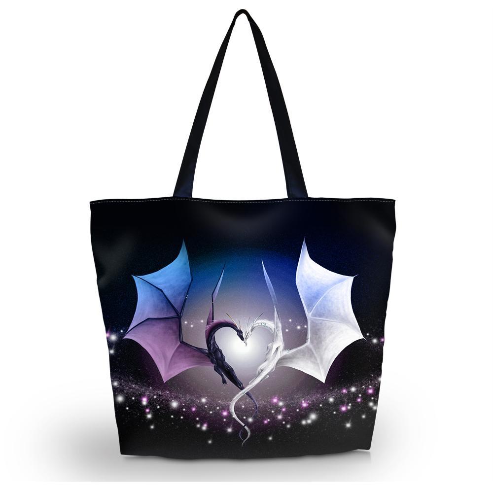 Lizard Womens Einkaufstasche Mädchen Utility School Reisetasche Tote Damen täglichen Gebrauch Handtaschen Faltbare Strandtasche Tote