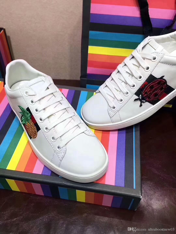 Ananas De Luxe Marque Femmes Homme New Acheter Beatles Chaussures qxwp40I 805d669d429
